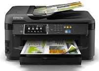 Epson WorkForce WF-7611 Driver Download